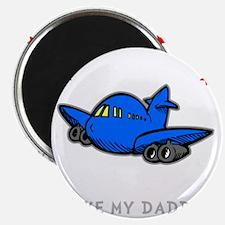 Pilot Daddy -dk Magnet