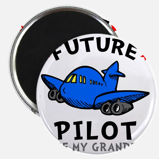 Pilot Grandpa Magnet