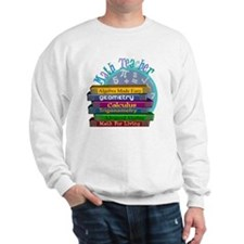 Math Teacher new 2011 Sweatshirt