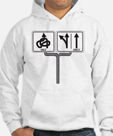Which way 10x10 Hoodie