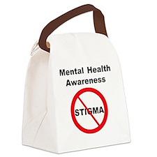 No Stigma Canvas Lunch Bag