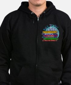 Math Teacher new 2011 Zip Hoodie