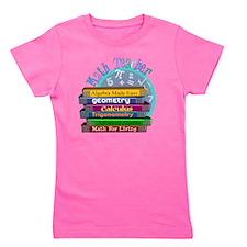 Math Teacher new 2011 Girl's Tee