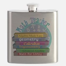 Math Teacher new 2011 Flask