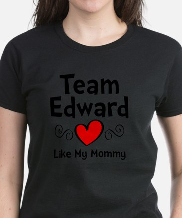 EdTeam Mom Women's Dark T-Shirt