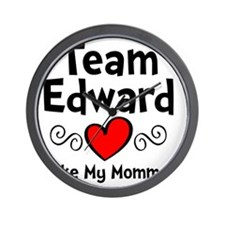 EdTeam Mom Wall Clock