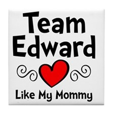 EdTeam Mom Tile Coaster