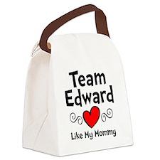 EdTeam Mom Canvas Lunch Bag