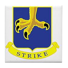 502nd Parachute Infantry Regiment Tile Coaster