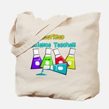 Retired Science Teacher Beekers 2011 2 Tote Bag