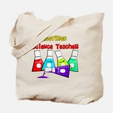 retired science teacher 3 2011 Tote Bag