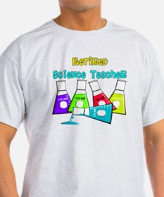 Retired Science Teacher Beekers 2011 T-Shirt