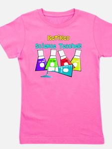 Retired Science Teacher Beekers 2011 2 Girl's Tee