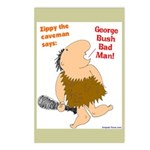 Zippy the Caveman Postcards (8 Cards)
