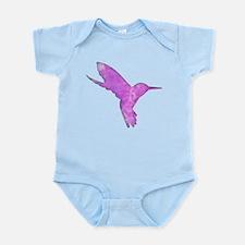 Hummingbird Art Body Suit