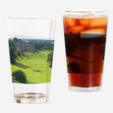 Alnwick castle ipads Drinking Glass
