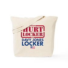Hurt Locker Tote Bag