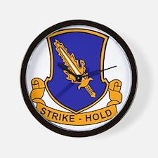 504th Parachute Infantry Regiment Wall Clock