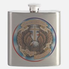 CB12 WE RIDE EAGLE Flask