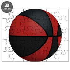 Ball-Basketball-Red-Black-001.png Puzzle