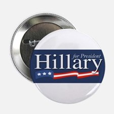 "Hillary for President Poster 2.25"" Button (10 pack"