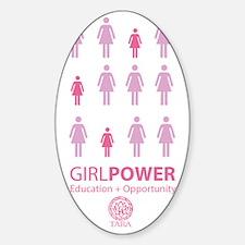 tshirt-GirlPowerLight-Pink Decal