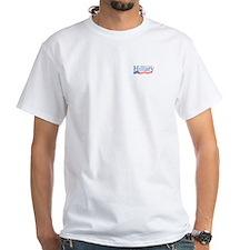 Hillary for President White T-shirt