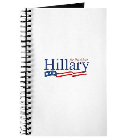 Hillary for President Journal