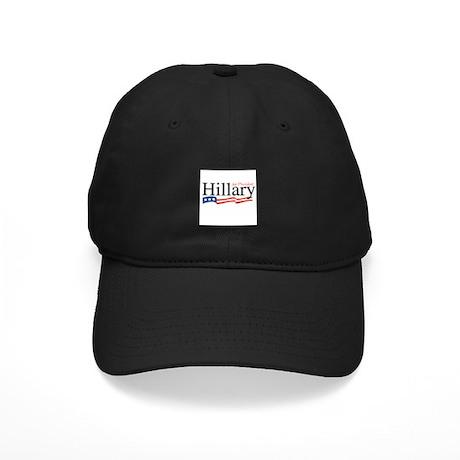 Hillary for President 2008 Black Cap