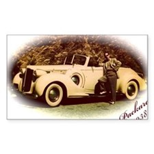 Packard Decal