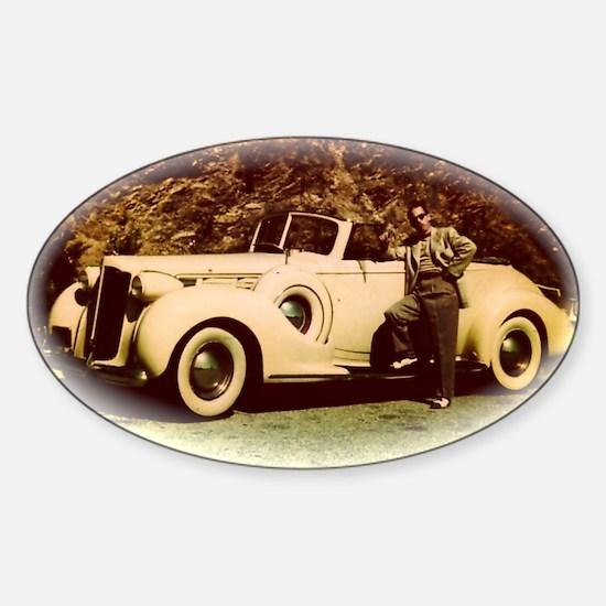 Packard Sticker (Oval)