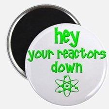 funny nuclear reactor Magnet
