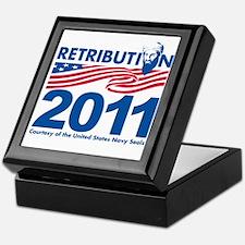 Retribution 2011 Keepsake Box