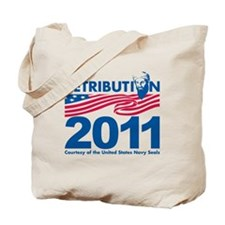 Retribution 2011 Tote Bag