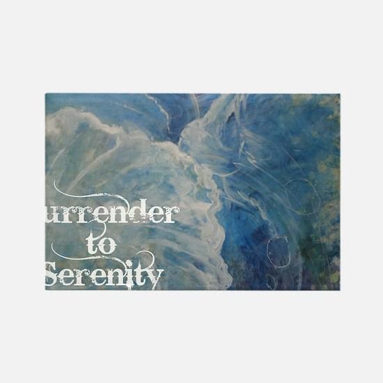 surrender2serenity2_poster Rectangle Magnet