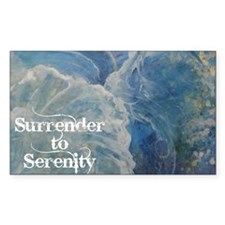 surrender2serenity2_poster Decal