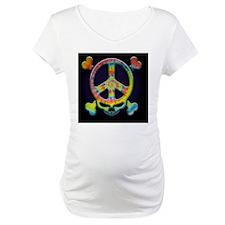 skull-peace-TIL Shirt