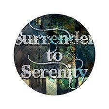 """surrender2serenity 3.5"""" Button"""