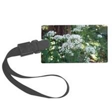 Fall Chives Luggage Tag