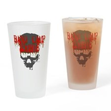 band camp zombie Drinking Glass