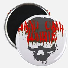 band camp zombie Magnet
