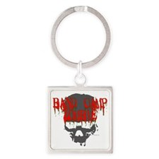band camp zombie Square Keychain