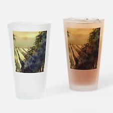 vineyard Drinking Glass