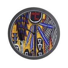 My_Prayers_Are_With_You Wall Clock