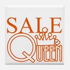 G_SALE_QUEEN Tile Coaster
