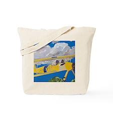 flight crew8x10 Tote Bag