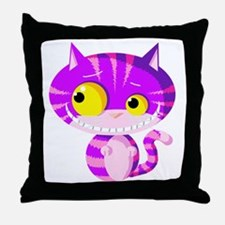 MT - Cheshire 5 - FINAL Throw Pillow
