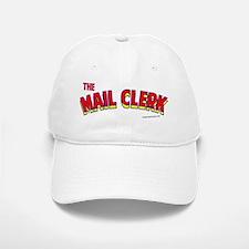 The Mail Clerk Baseball Baseball Cap