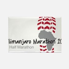 Kilimanjaro Rectangle Magnet