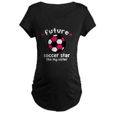 Soccer Sis -dk T-Shirt